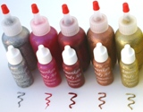 Amerikan Body Art Liquid Bling Refil Bottles