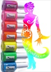 Colorini 15ml Temp Tattoo Ink UV Neon Colours