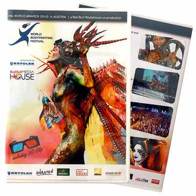 World Body Painting Festival DVD 2010