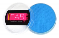 FAB Aquacolour Face and Body Paints Alice Blue
