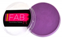 FAB Aquacolour Face and Body Paints Purple