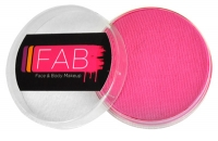 FAB Aquacolour Face and Body Paints Bubblegum Pink