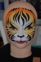 Face Painting #1 - Learn How to Face Paint-