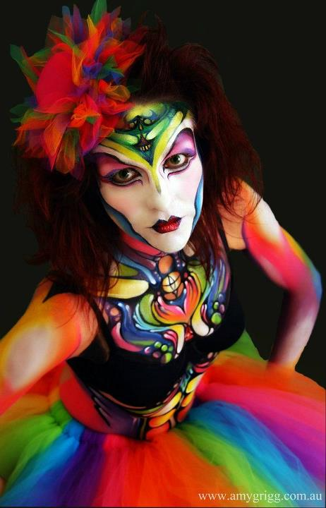Private Face or Body Painting Workshop
