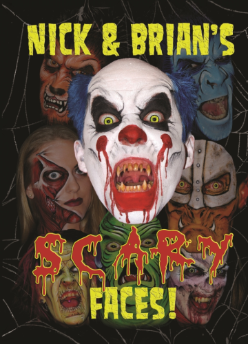 NEW Book Nick and Brians Scary Faces