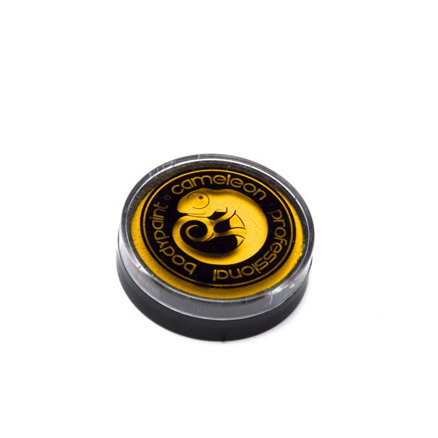 Cameleon Baseline Banana Yellow  Face and Body Paint 10g
