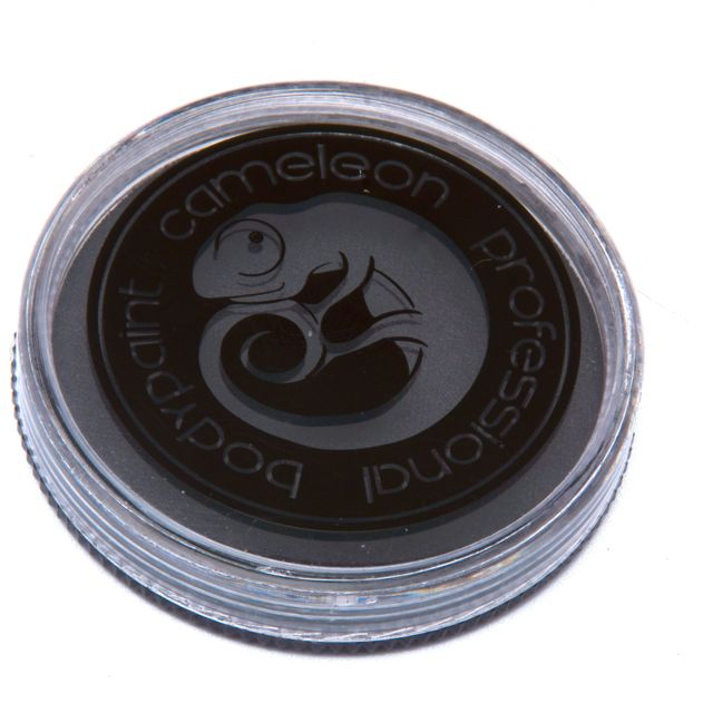 Cameleon Baseline Velvet Black Face and Body Paint 32g