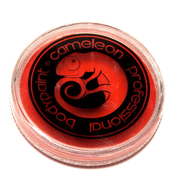 Cameleon Baseline Fire Red Face and Body Paint 30g