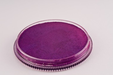 Cameleon Metal Purple Heart Face and Body Paint 32g