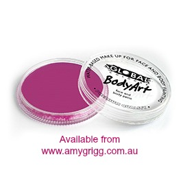 Global BodyArt Makeup Magenta 32g