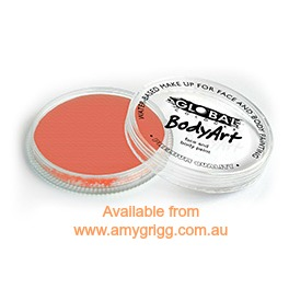 Global BodyArt Makeup Orange 32g