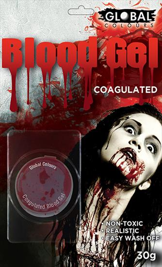 Global Coagulated Blood Gel 30g
