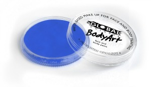 Global Body Art Makeup Fresh Blue 32g