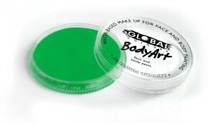 Global Body Art Makeup Fresh Green 32g