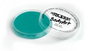 Global Body Art Makeup Pearl Green 32g