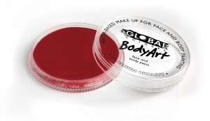Global Body Art Makeup Pearl Merlot 32g