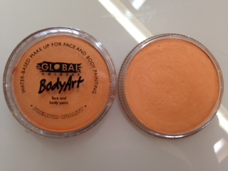 Global Body Art Makeup Pearl Apricot 32g