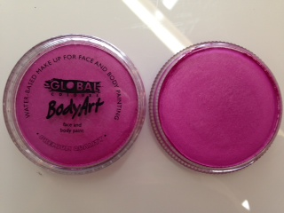 Global Body Art Makeup Pearl Magenta 32g