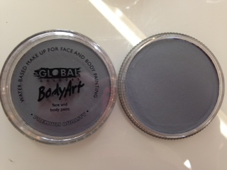 Global Body Art Makeup Stone Grey 32g