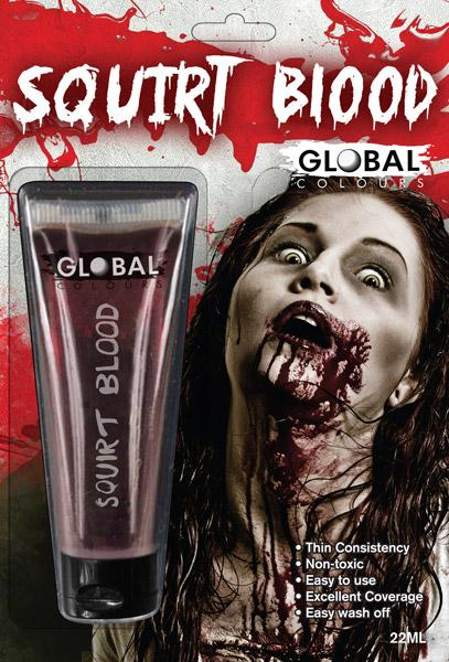 Global Squirt Blood 22ml