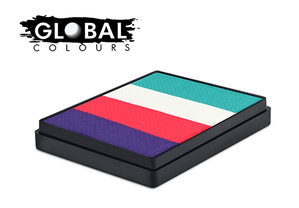 Global 50g Rainbow Cake Holland
