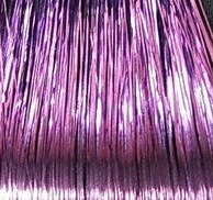 Amerikan Body Art Hair Tinsel Colour K- Metallic Light Purple