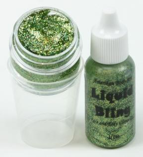 NEW COLOUR! Amerikan Body Art Liquid Bling Dragon Scales Bling