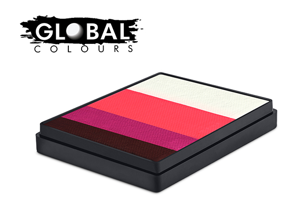 Global 50g Rainbow Cake Norway