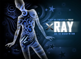 Pashur XRAY Body Art creation tool