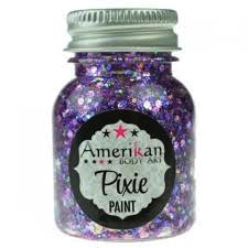 Amerikan Body Art Pixie Paint Purple Rain