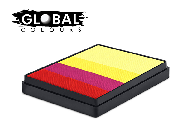 NEW Global Rainbow Cake 50g Spain