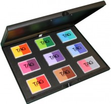 TAG Professional Pallette 50g split set REGULAR Colours