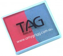 TAG 50g Split Cake Regular Rose Pink and Grey