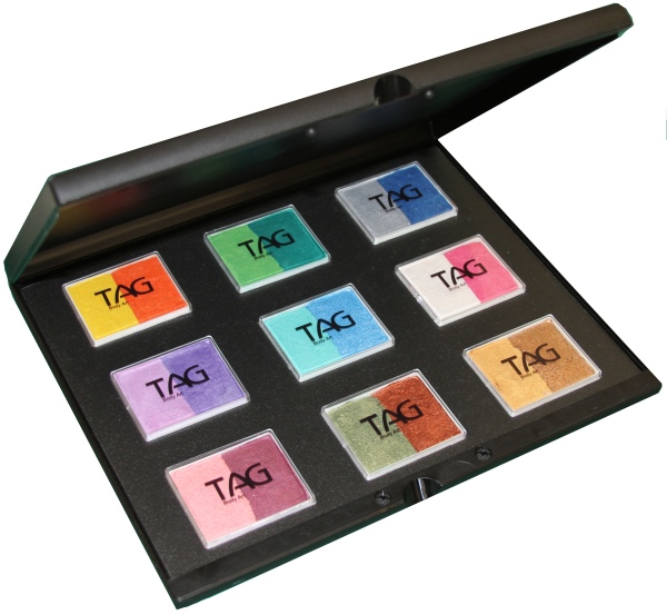 TAG 50g PEARL Split Palette Set