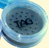 TAG 15ml Iridescent Mica Powder Bronze
