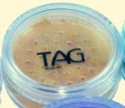 TAG 15ml Iridescent Mica Powder Gold