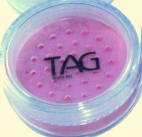 TAG 15ml Iridescent Powder Pink