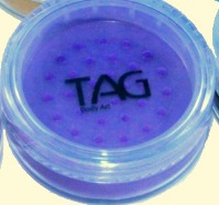 TAG 15ml Iridescent Mica Powder Purple