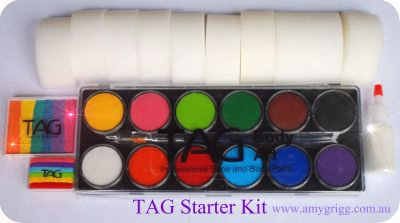 Amy Grigg Face Painting And Supplies