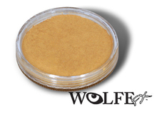 Wolfe FX Face and Body Paint 30g Metallix Gold