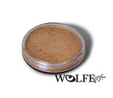 Wolfe FX Face and Body Paint 30g Metallix Aztec Gold