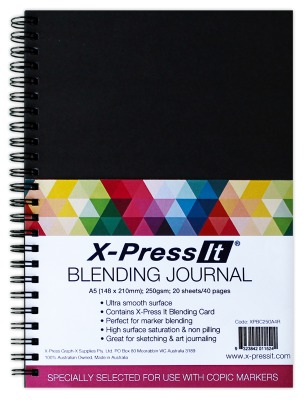 Xpress It Blending Journal A3