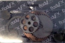 Body FX Prosthetic Cog Pieces- Large Plate box