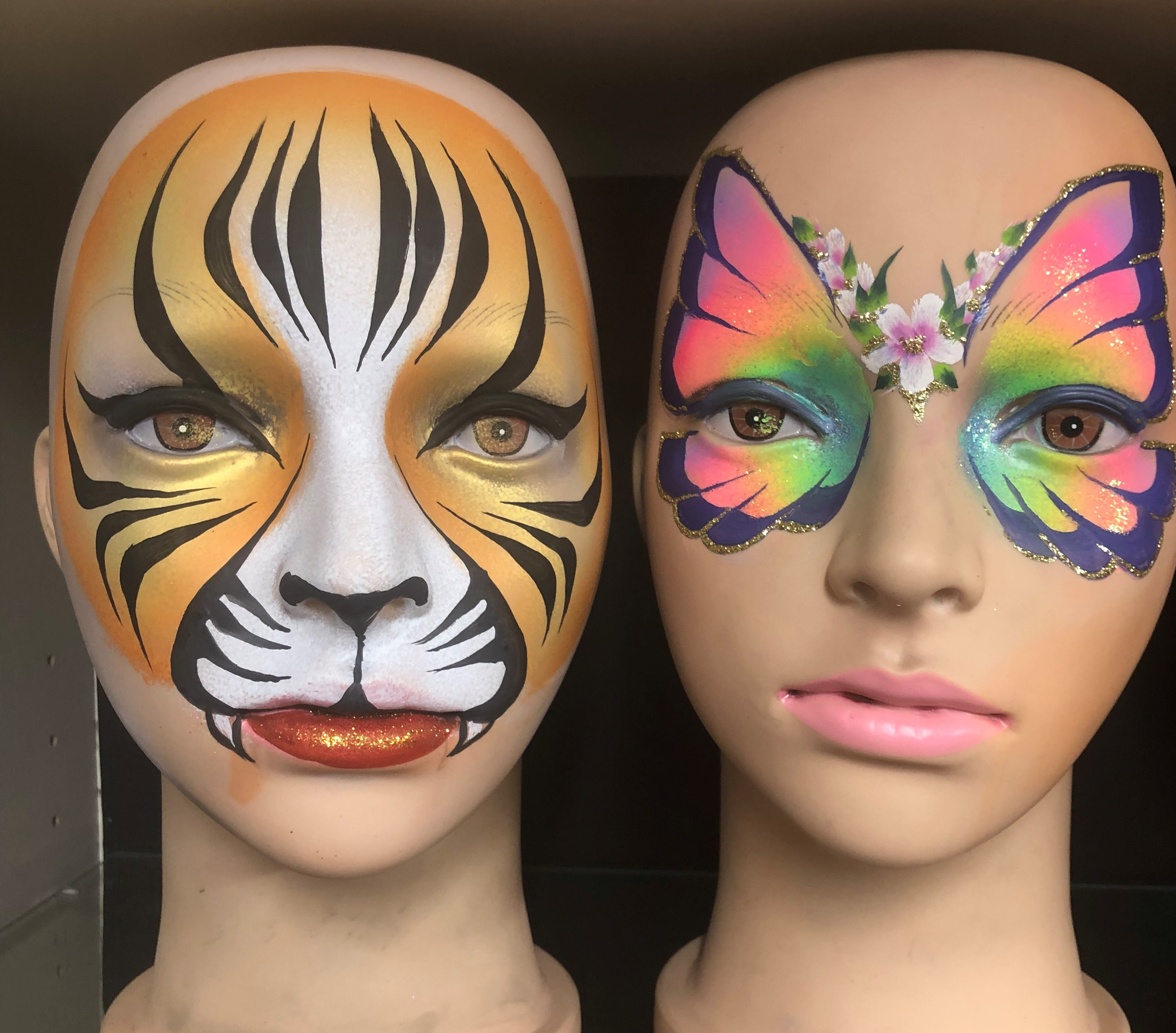 Learn to Face Paint Class