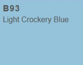 Copic Ciao Marker B93 Light Crockery Blue