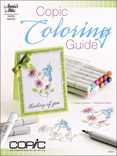 Copic Colouring Guide Level 1: Basics