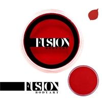 Fusion Body Art Face Paint  Prime Cardinal Red 32g