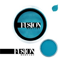 Fusion Body Art Face Paint Teal 32g