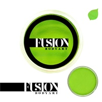 Fusion Body Art Face Paint Prime Lime Green 32