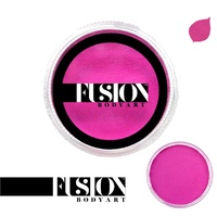 Fusion Body Art Face Paint Prime Magic Magenta 32g